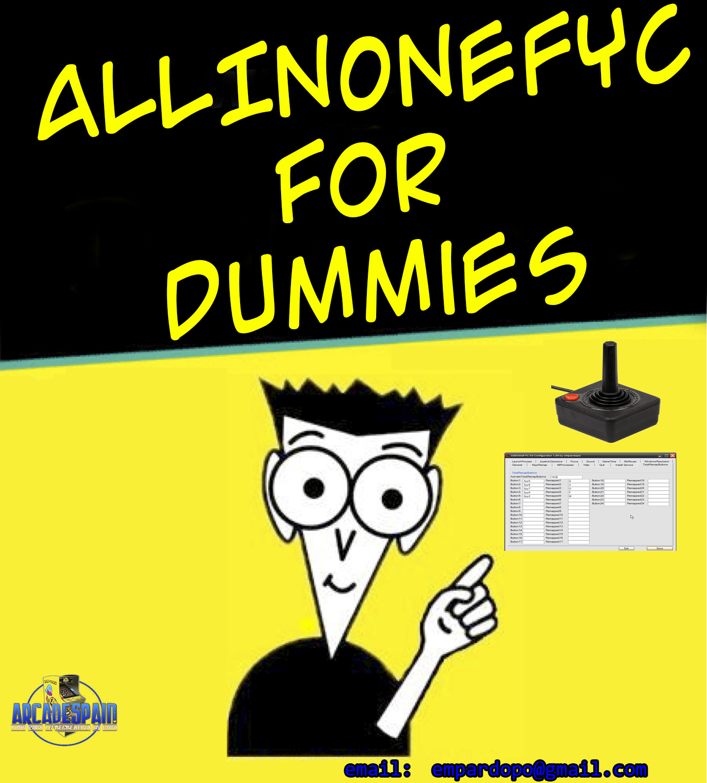 AllInOneFYC Tutorial AllInOneForDummies-T3