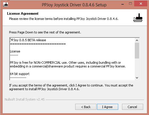 ppjoy joystick driver 0846 download